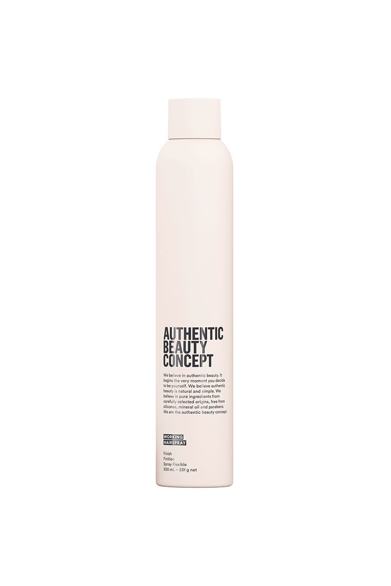 Authentic Beauty Concept Working Hairspray 300ml
